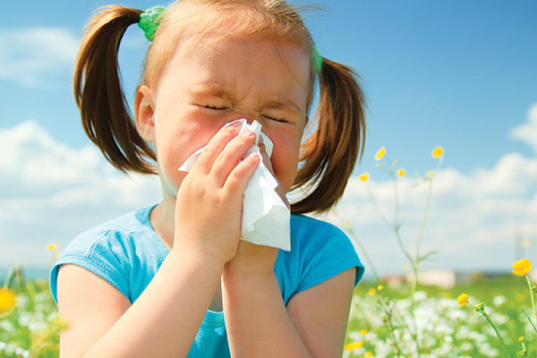 Kids Health- Seasonal Allergies