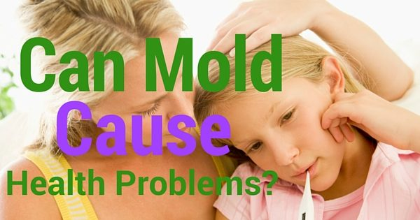 health problems and mold