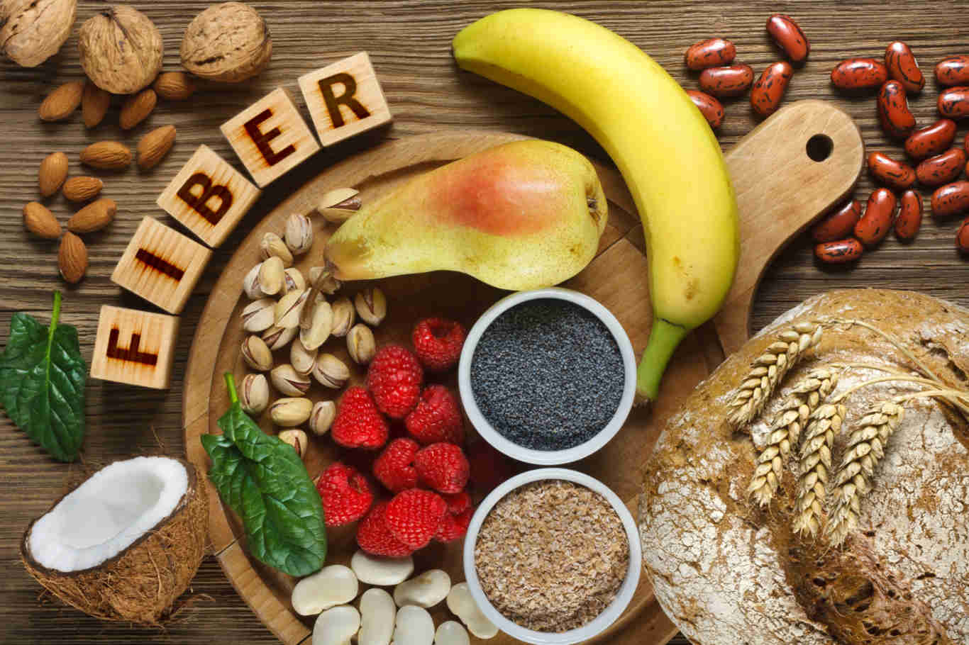 Dietary fiber is important to your health.
