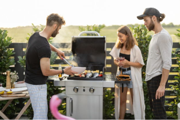 Canva - Outdoor Cookout